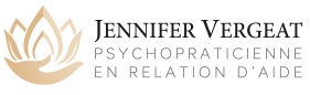 Jennifer Vergeat | Psychopraticienne en relation d'aide Logo