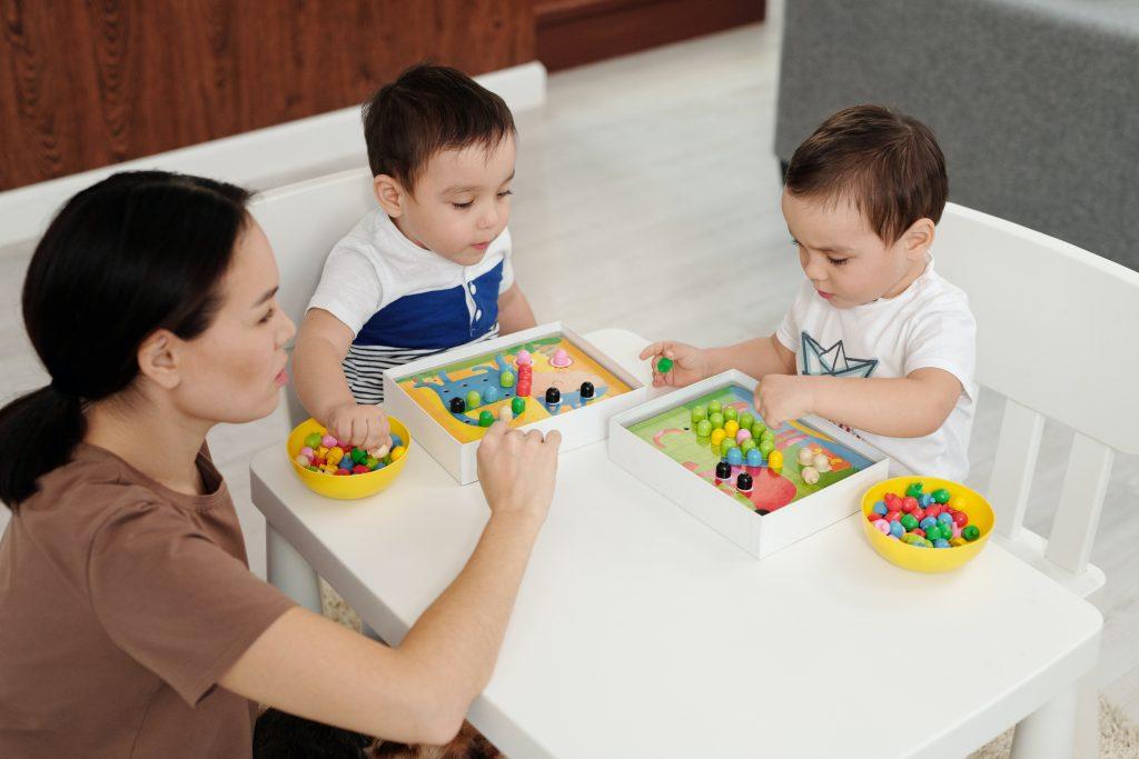 Le développement de l'enfant | Jennifer Vergeat